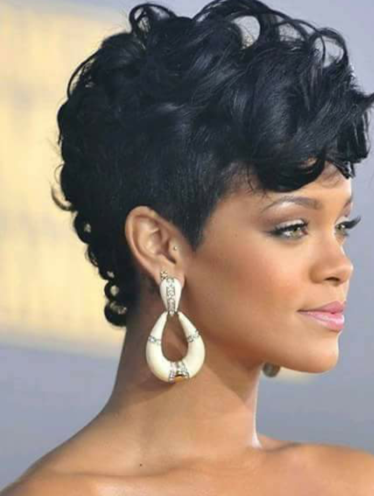 Awesome Pinterest Short Hairstyles for Black Women