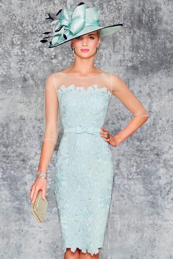 991102 01 mam de la novia corto pinterest chapeau for Magasins de robe de mariage lexington ky