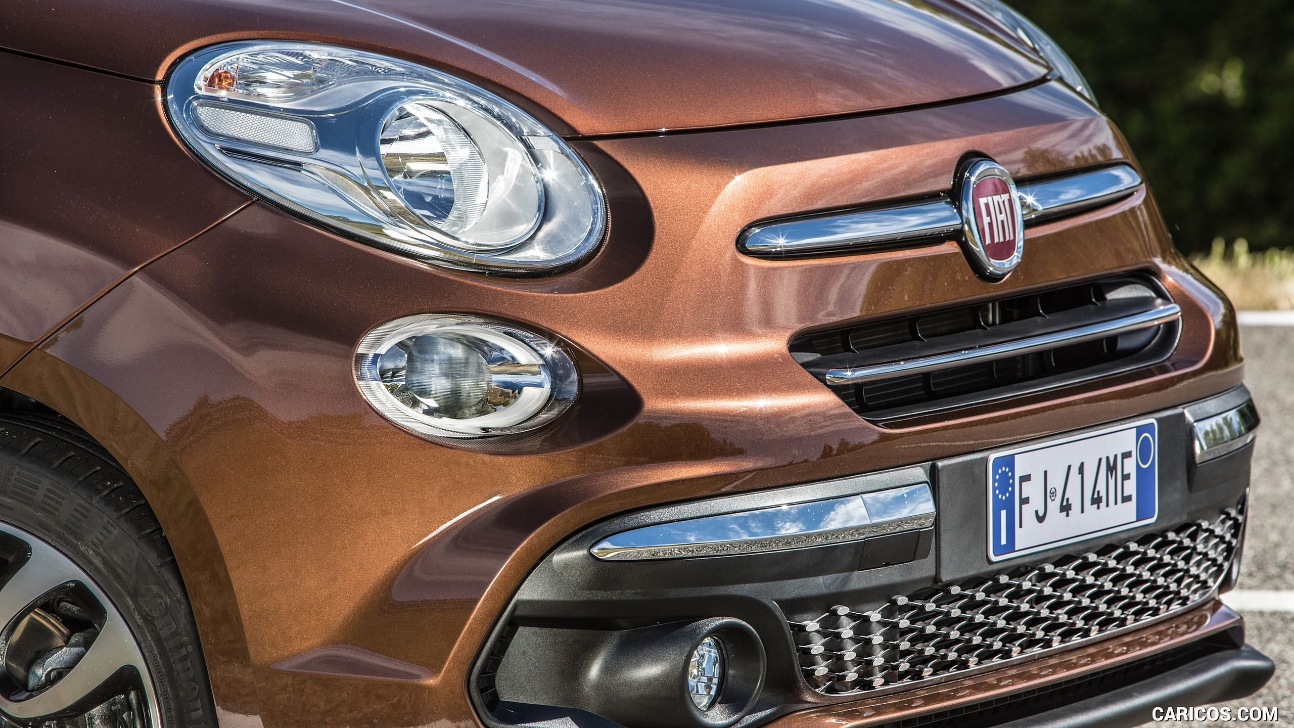 2018 Fiat 500l Urban Cross And Wagon Euro Spec Wallpaper With