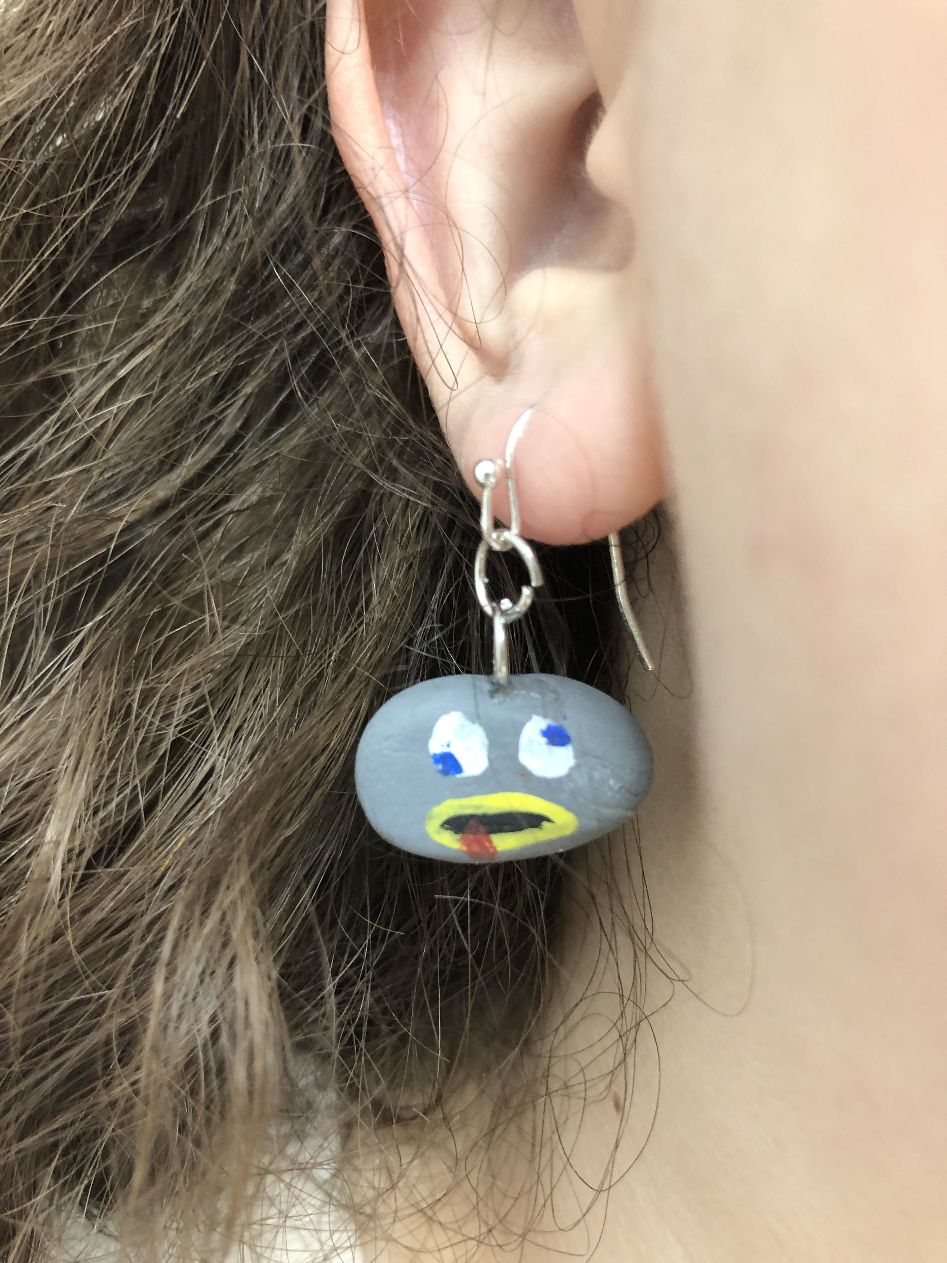 Over The Garden Wall Clay Drop Earrings Etsy In 2020 Etsy Earrings Earrings Drop Earrings