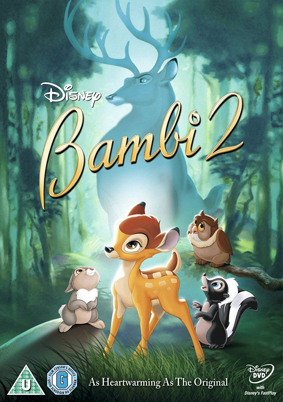 Bambi 2 El Principe Del Bosque Dir Brian Pimental Carteles De Disney Peliculas De Disney Bambi De Disney