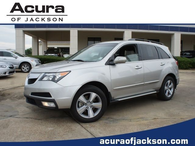 2011 Acura MDX, 57,140 miles, $31,864.