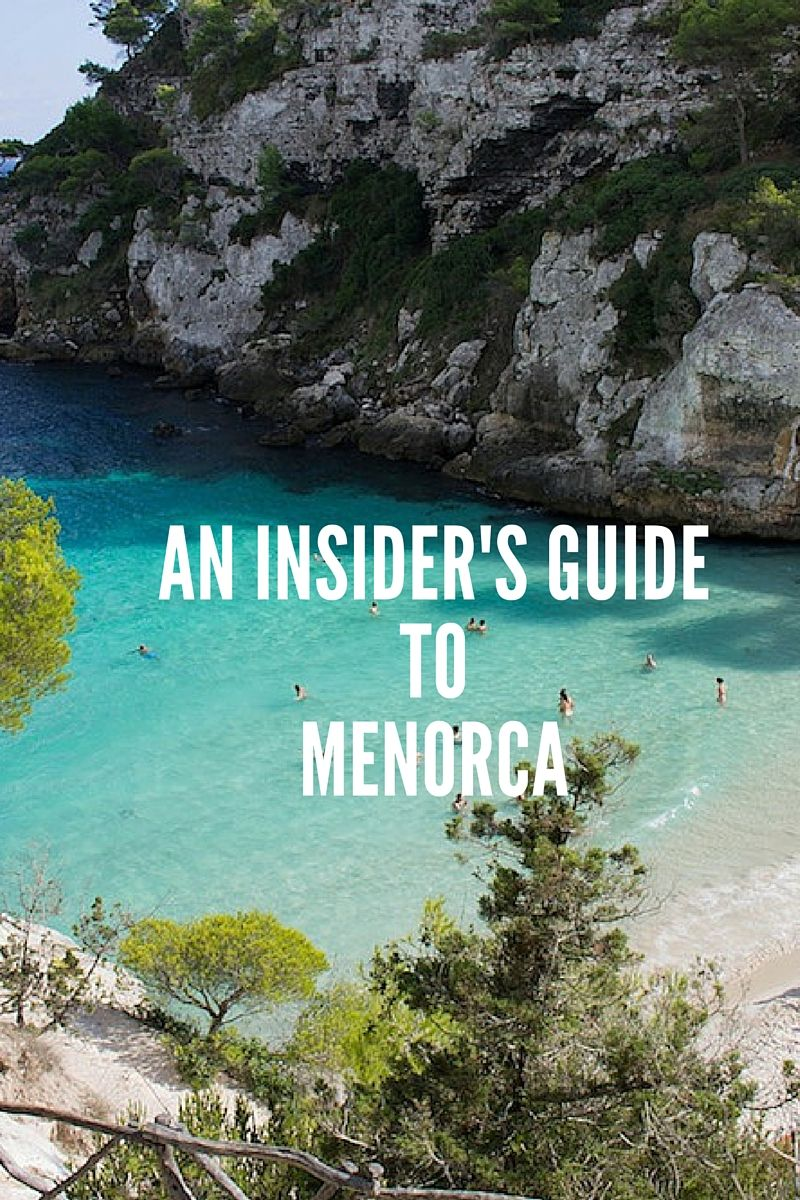 An Insider's Guide to Menorca on The Travel Hack