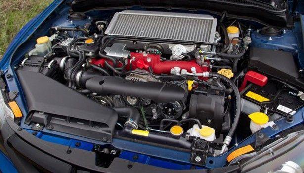 2017 Subaru Wrx Engine Super
