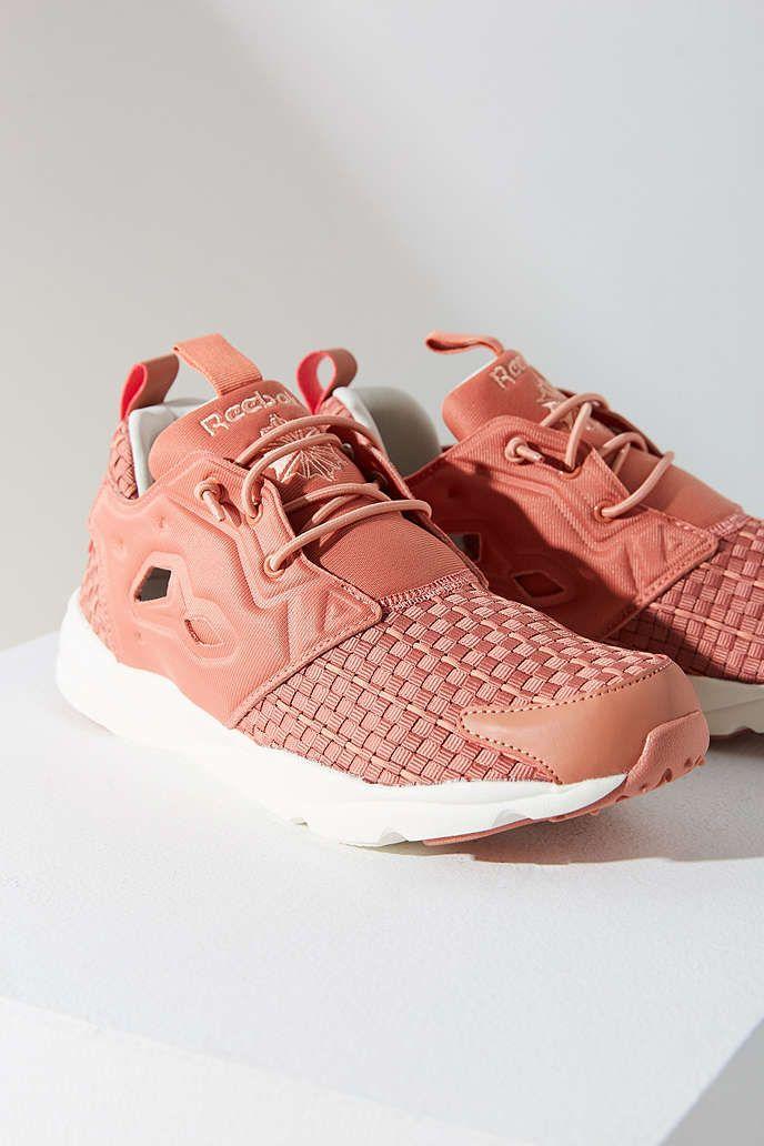 ea8ebbe5f5eab2 Reebok Furylite New Woven Sneaker - Urban Outfitters