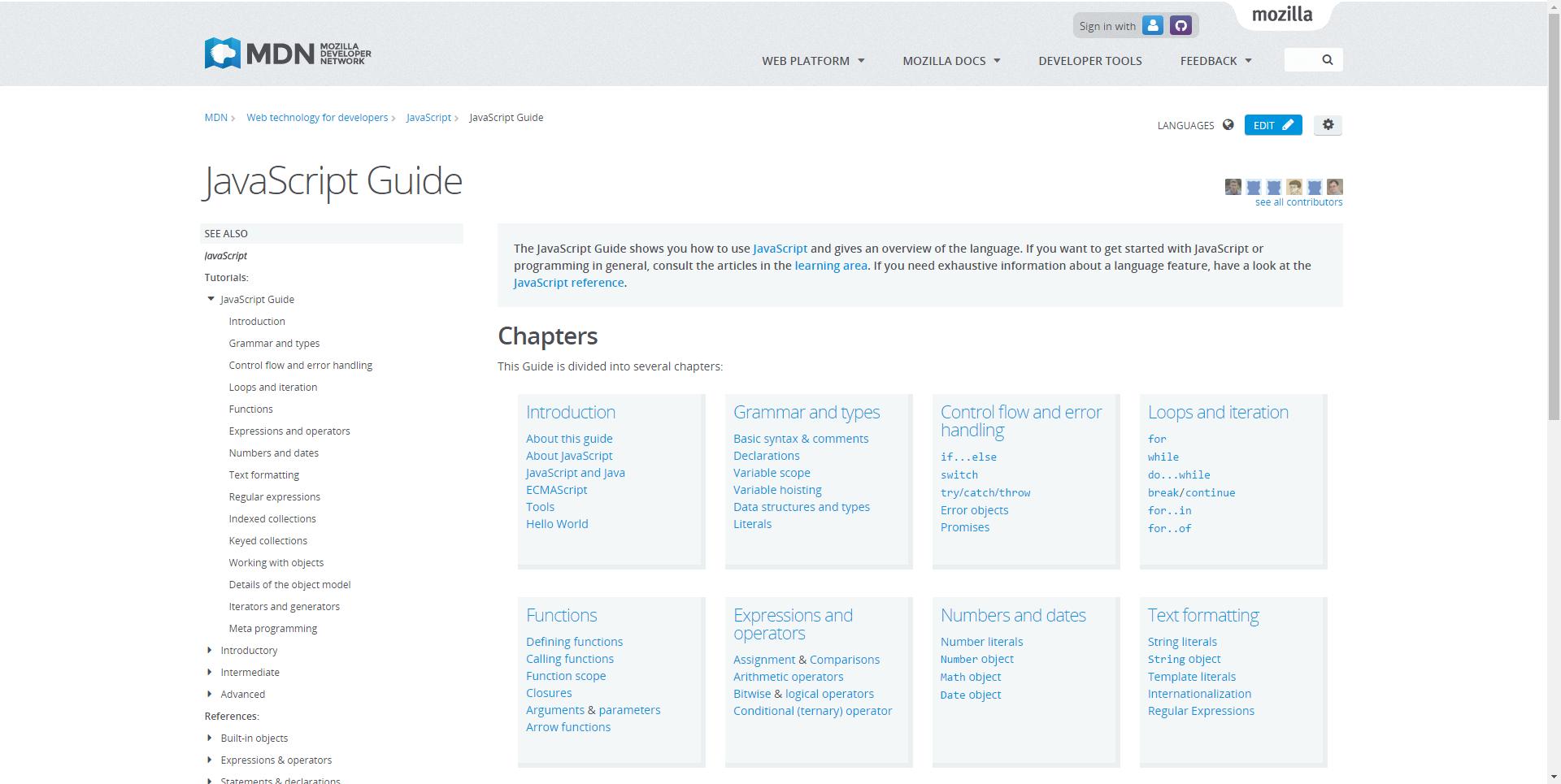 javascript guide javascript mdn javascript typescript rh pinterest co uk JavaScript Reference Sheet JavaScript Command Reference