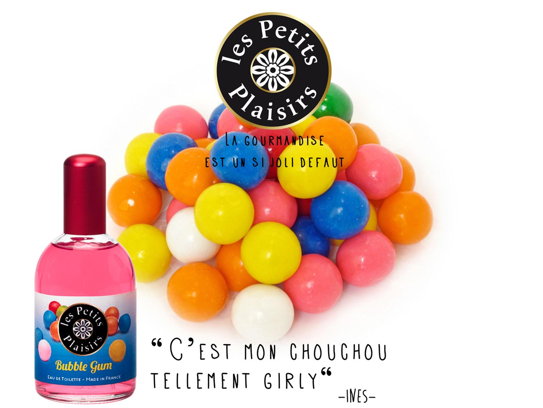 Les Petits Plaisirs parfums <3 Eau de toilette bubble gum