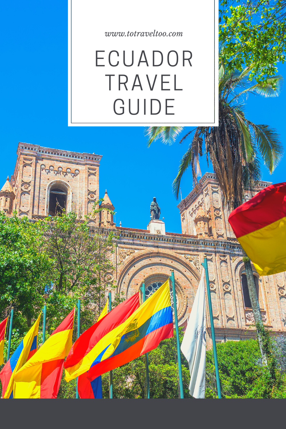 Discover Ecuador and its top places to visit - Quito, Amazon Jungle, Galapagos Islands, Canoa, Otavalo, Guayaquil and Cuenca