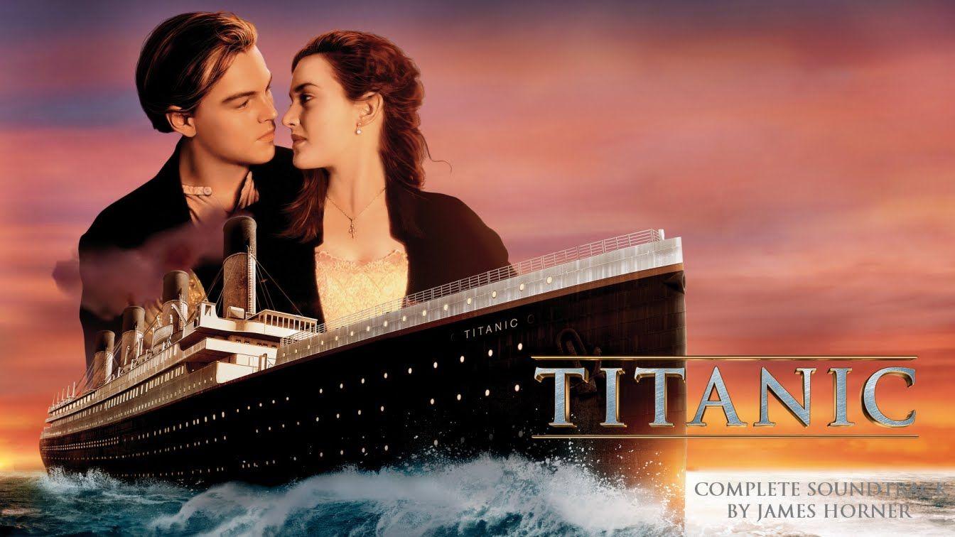 Titanic Complete Soundtrack Ost By James Horner Película Titanic Titánico El Protagonista