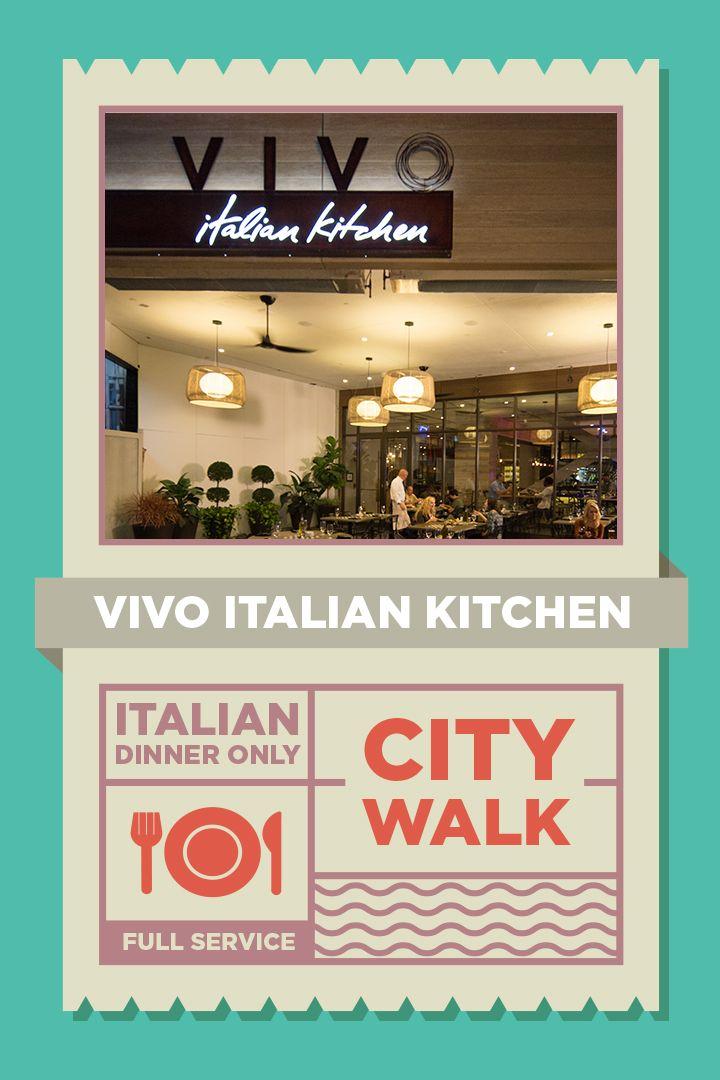 Celebrate The Joy Of Modern Italian Cuisine At Vivo Italian