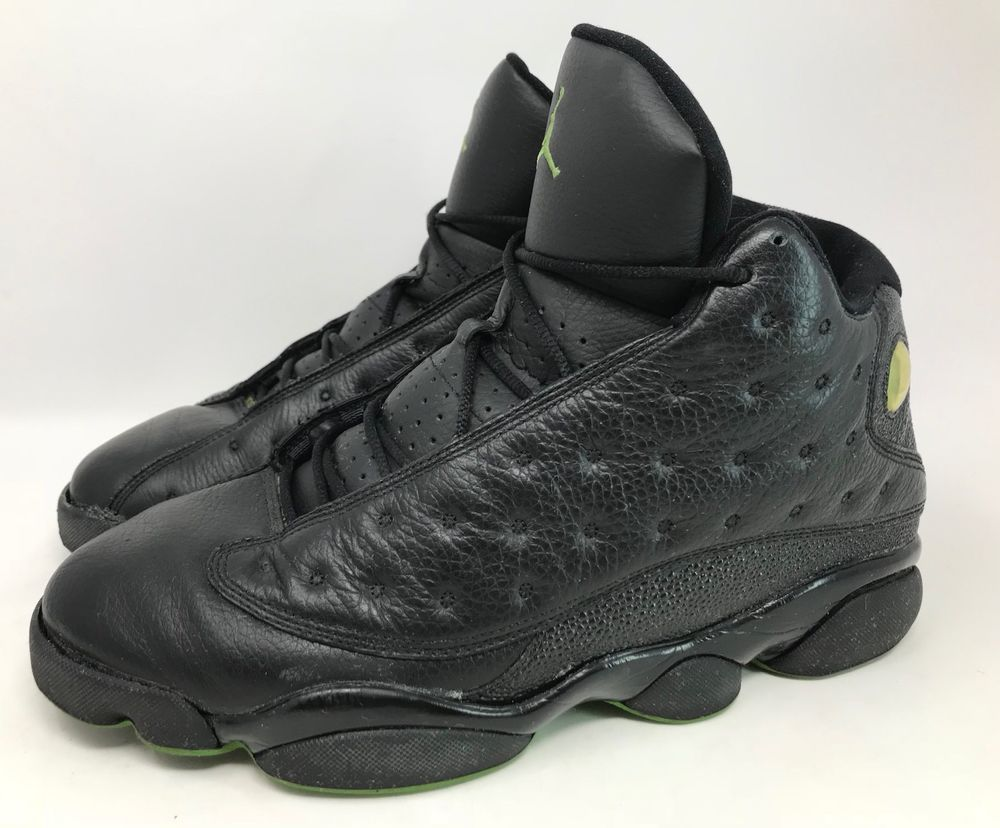 2005 Air Jordan Retro XIII Black Altitude Green 310004-031 size 11.5 NEED  RESTRO   cd2849fc8