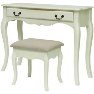 Chantilly White Dressing Table Argos Bedroom Pinterest - White dressing table argos