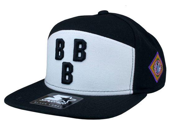 afcc05b8058 Birmingham Black Barons Dugouts Strapback Cap by STARTER x NEGRO LEAGUE