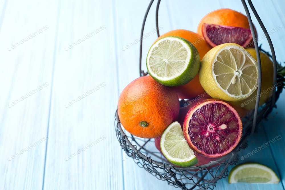 Fresh Juicy Citrus Fruits By Lyulkamazur S Photos Ad