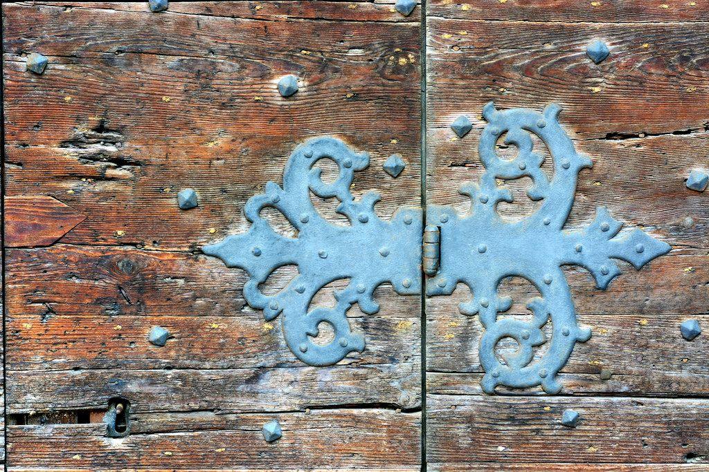 puerta con solera.visto en Venecia