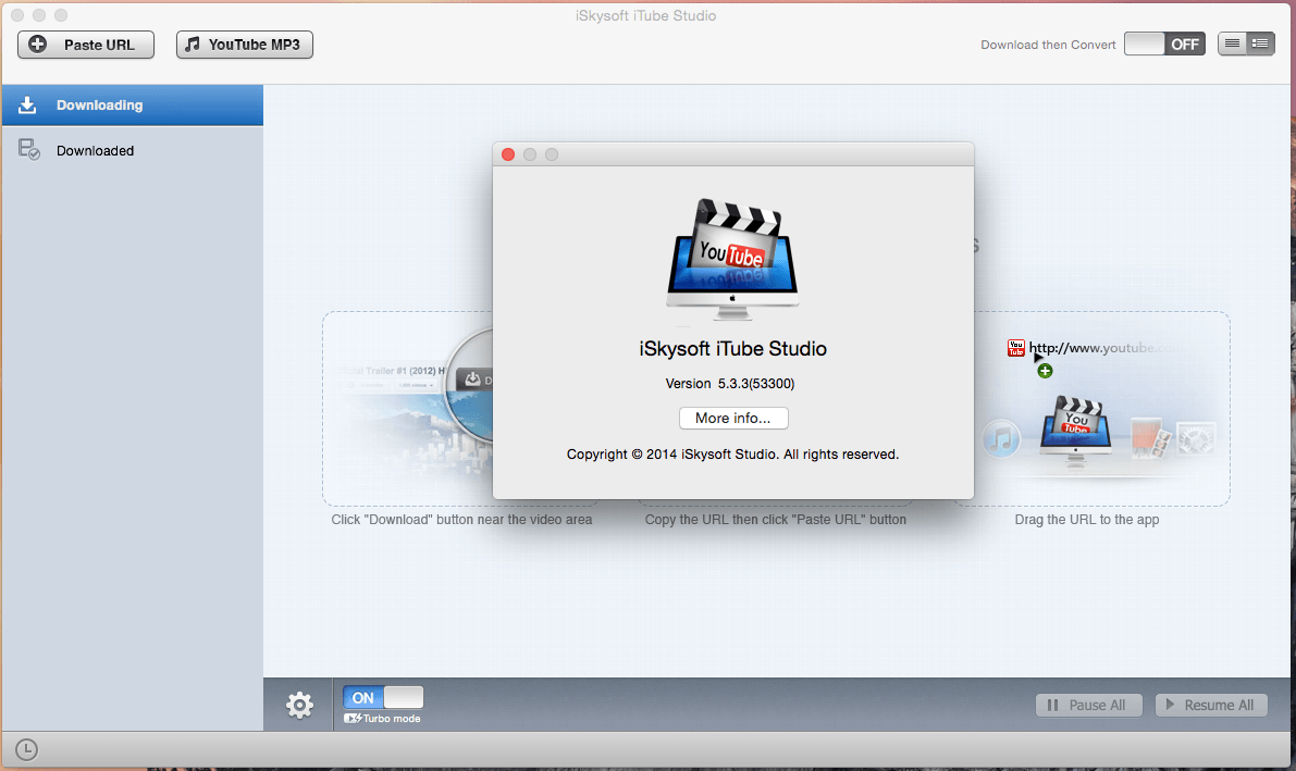 Download Free Music From Youtube With Iskysoft Itube Studio For Mac Download Free Music Youtube Free Music