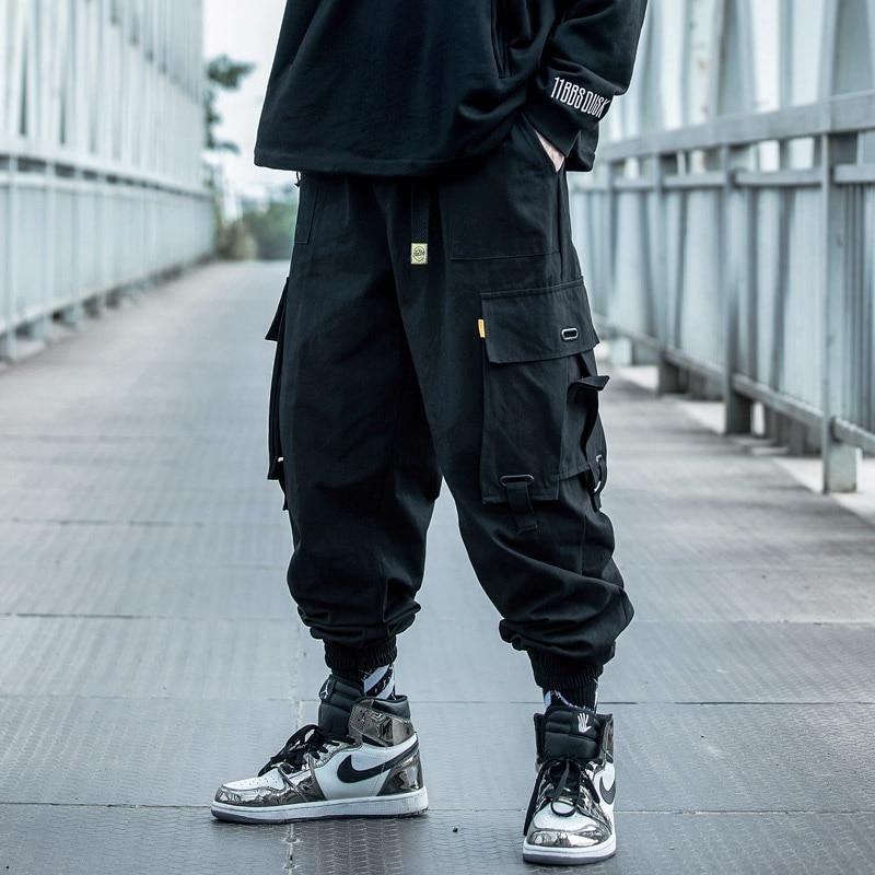 Supreme Cargo Joggers Pantalones De Hombre Moda Tienda De Ropa Urbana Ropa Urbana Hombre