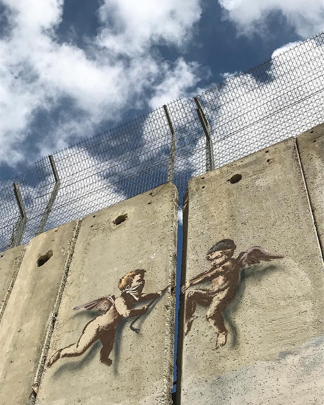 Come Abbattere Un Muro israeliani e palestinesi non hanno bisogno di erigere un