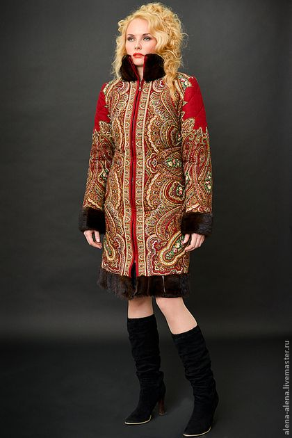 2dcbcf7f152 Верхняя одежда ручной работы. Ярмарка Мастеров - ручная работа. Купить  Зимнее пальто