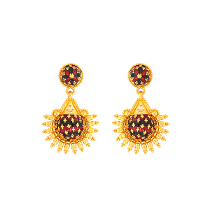 Prince Jewellery   Collections   Gold   Earring   8-12B81200