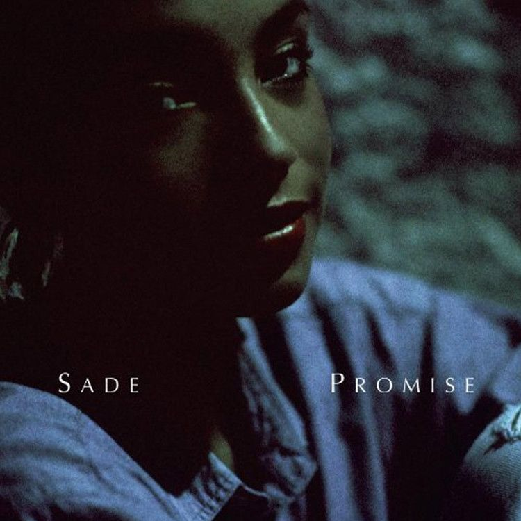 Sade Promise On Numbered Limited Edition 180g Vinyl Lp Sade Eighties Music Tv Show Music