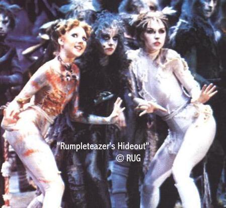 """""""Rumpleteazer's Hideout"""" Bonnie langford, Cats, Tv clothes"""