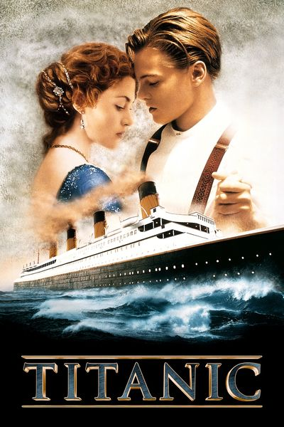 Titanic-I have been intrigued by the Titanic story since late 70's and have read a lot of material on her and was excited about this movie. I thought it was a good telling about the fateful voyage while interjecting a ficticious love story into it.