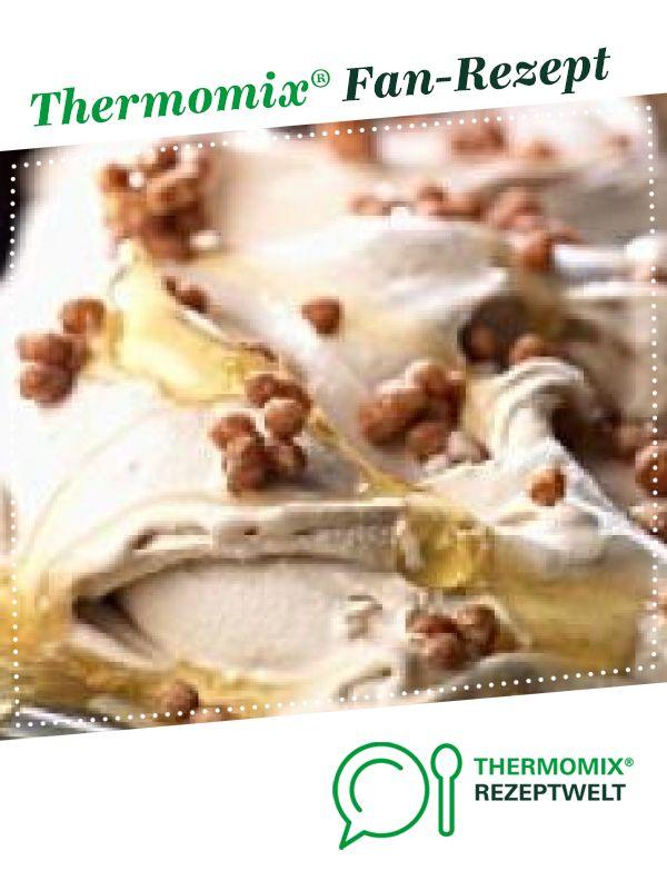 Haselnuss-Eis : Heute ausprobiert und für suuuuuuper lecker befunden