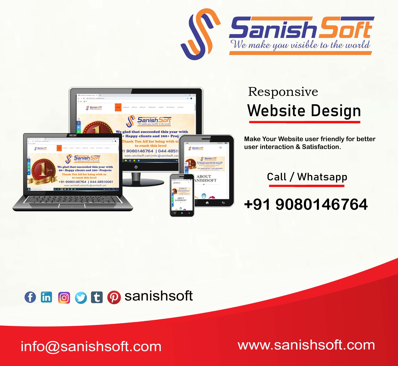 Web Design Company In Chennai In 2020 Web Design Web Design Company Responsive Website Design