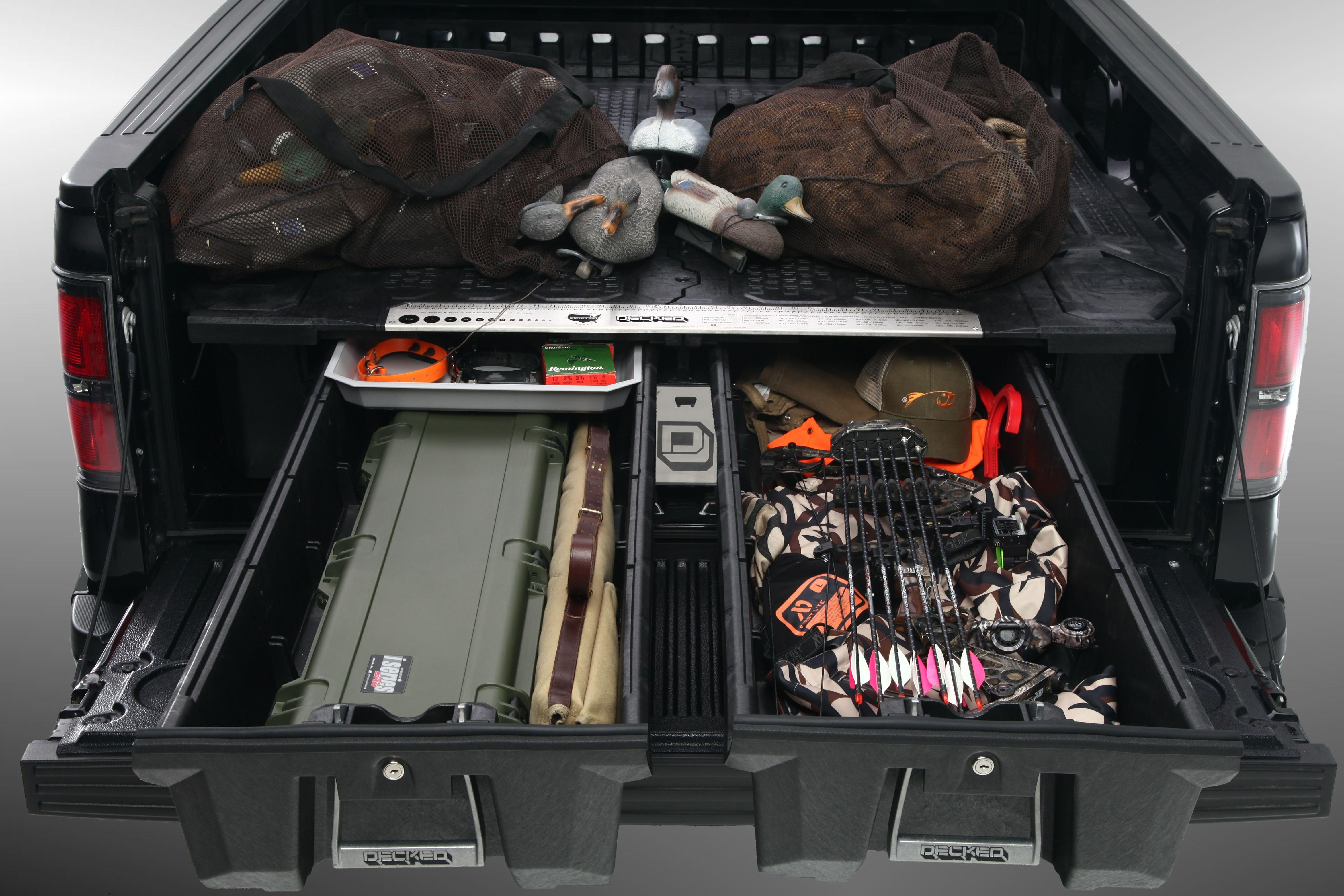 Truck Bed Organizers Accessories Decked Decked Truck Bed Truck Bed Storage Truck Bed Organization