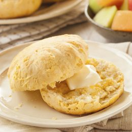 No Kidding You Can Make Homemade Biscuits Without Baking Powder With Images Biscuit Recipe Easy Biscuit Recipe Homemade Biscuits Recipe