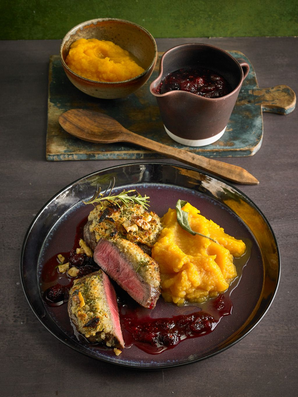 Cranberrie - Sauce mit Ahornsirup von Sonja | Chefkoch
