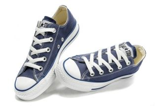 I just ordered these! They should be here by Wednesday...so excited xD  Navy Blue Converse