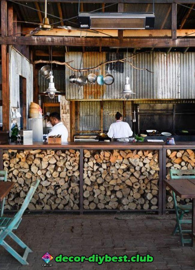 Diy Mobel Cafe Design Restaurant Design