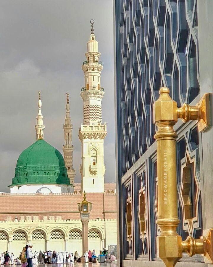 المسجد النبوي المدينة المنورة Masjid Nabawi Almadina Ksa Medina Mosque Islam Al Masjid An Nabawi