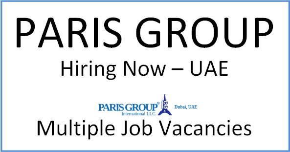 Image result for Paris Group of Companies, UAE