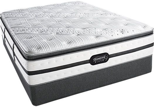 Rooms To Go Mattress >> Beautyrest Black Evie King Mattress Set Bed Ideas In 2019