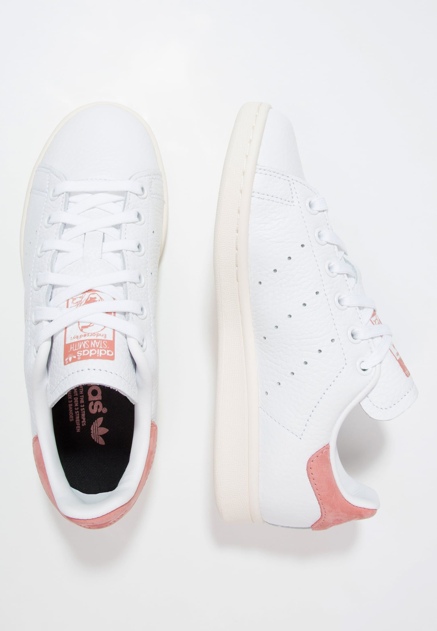 STAN SMITH Matalavartiset tennarit footwear whiteraw pink