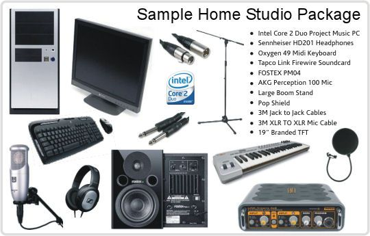 Simple Bedroom Recording Studio home recording studio basics | design ideas 2017-2018 | pinterest