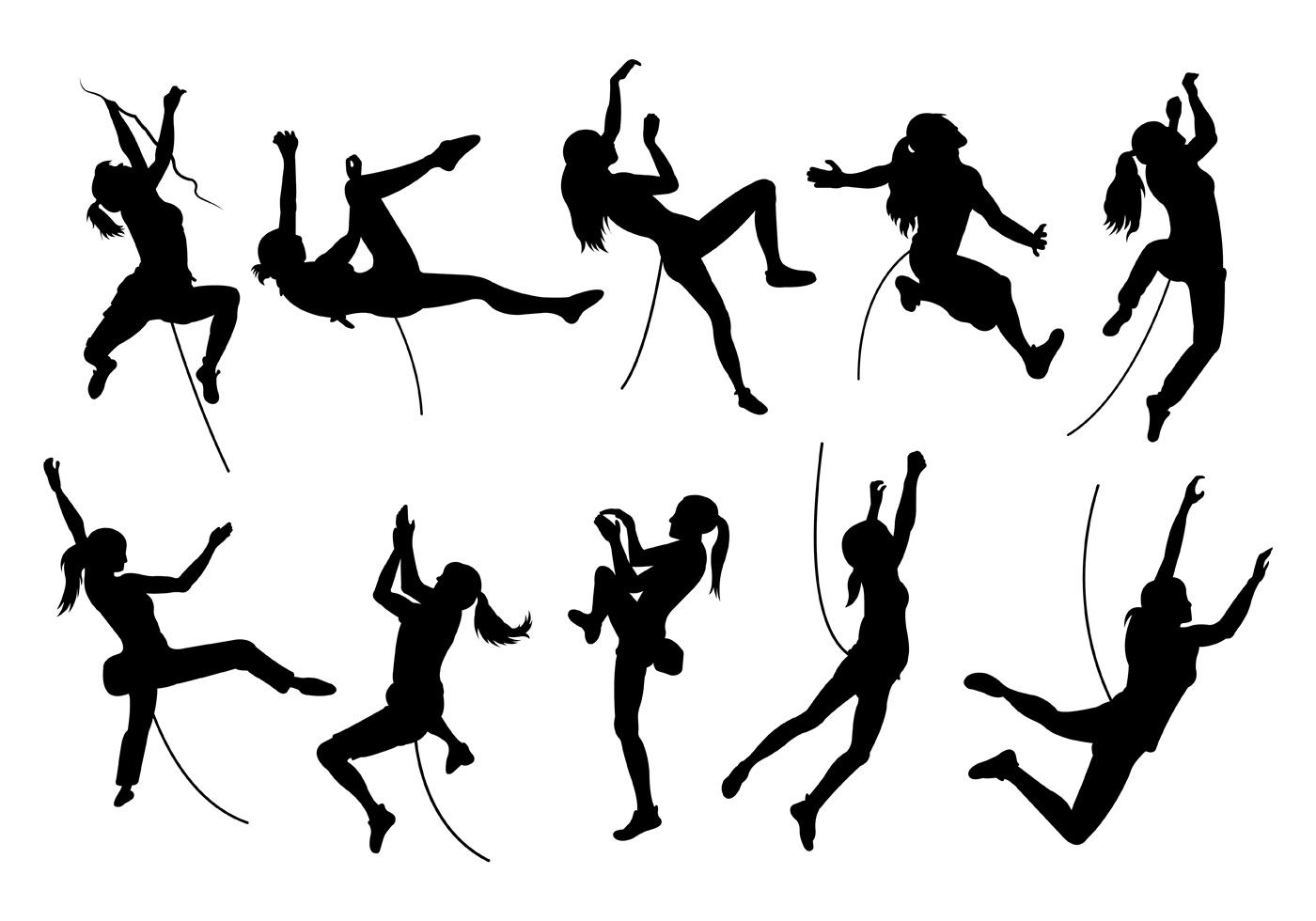 """60/""""x15/"""" Large Bedroom Mural Large 277 Rock Climbing Wall Decal"""