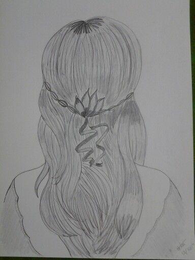 Lovely hair style:)