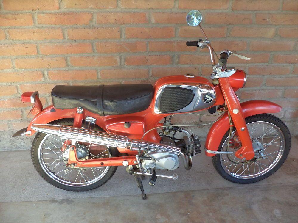 moto honda c110