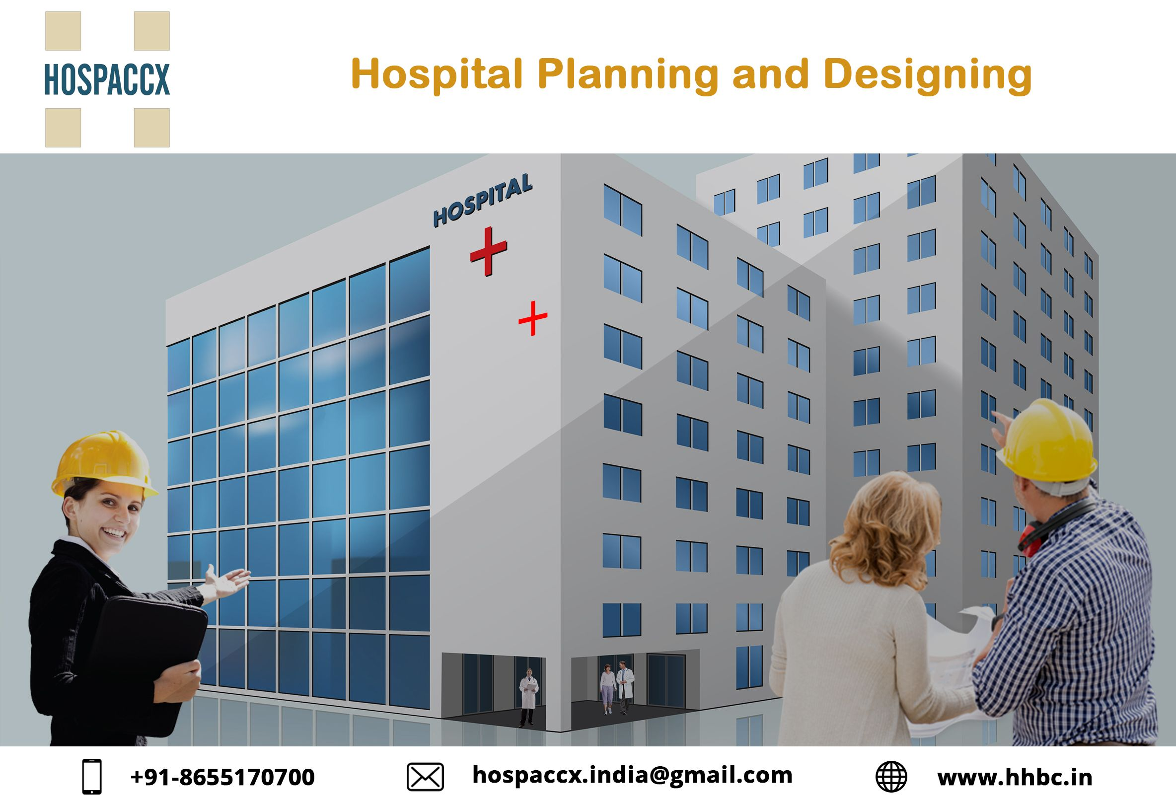 Hospital Planning and Designing !! Hospaccx team of