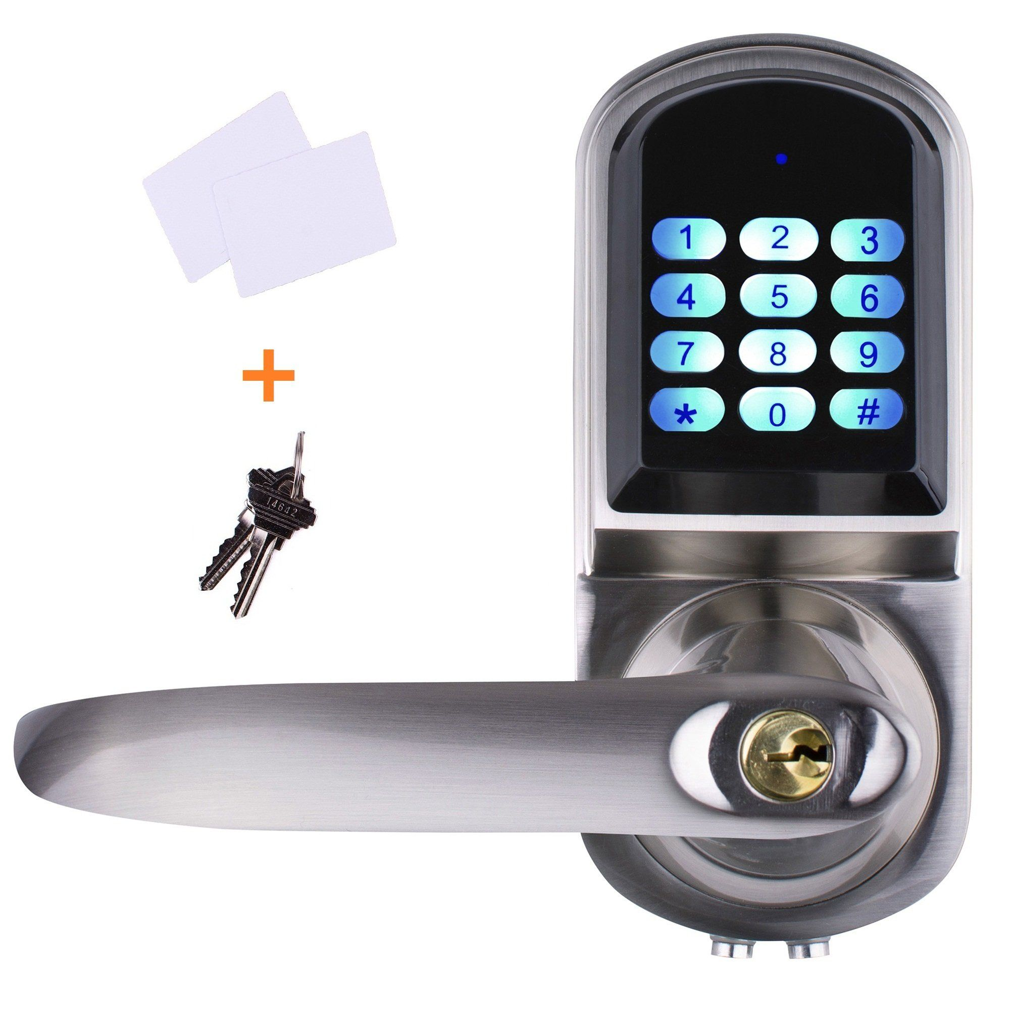 wave online lock main electronic store locks digital wavedoorlock kas door z