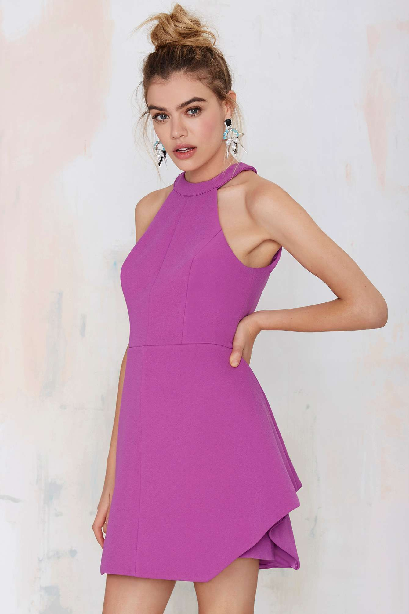 Keepsake To the End Cutaway Dress | Shop What\'s New at Nasty Gal ...