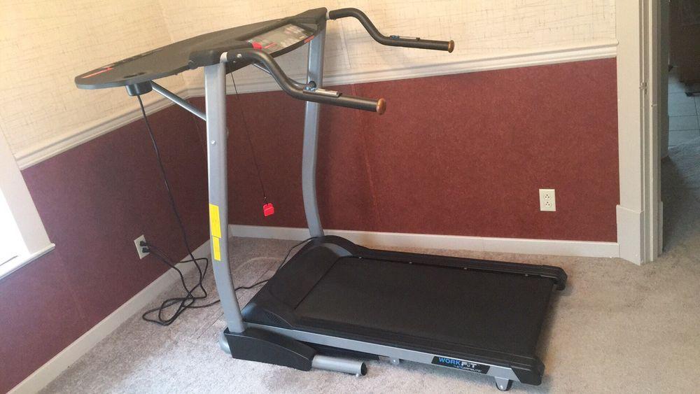 Home Exercise Equipment 900 High Capacity Work Fitness Desk