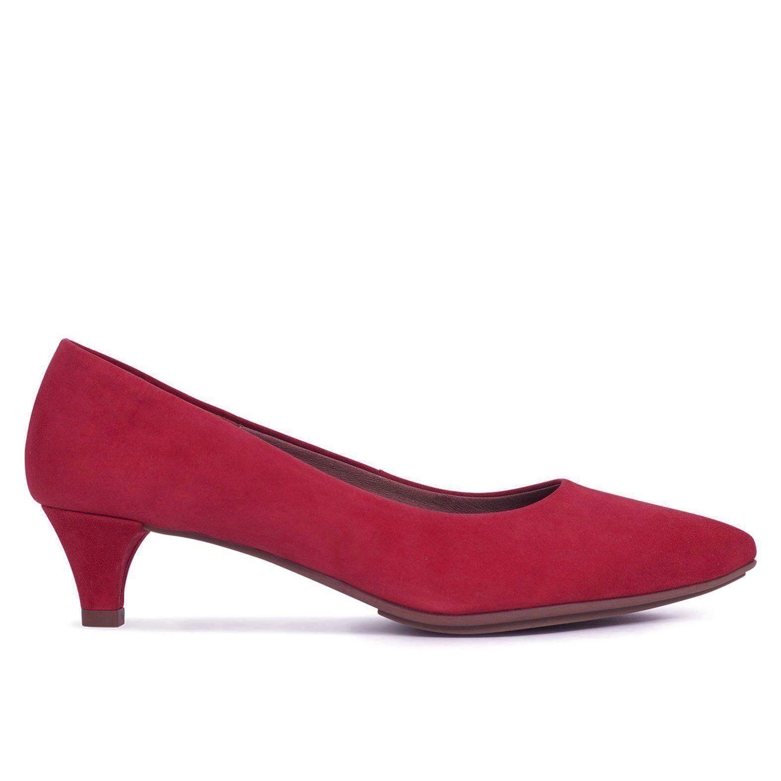 URBAN KITTEN Zapatos de mujer stilettos ROJOS   Zapatos