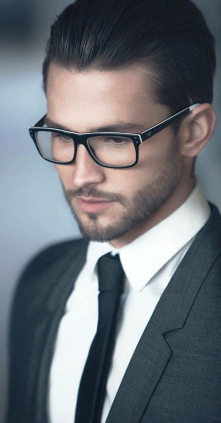 20 classy men wearing glasses ideas for you to get inspired