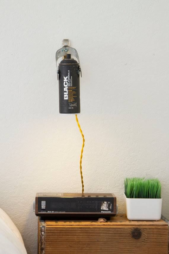 Spray Lamp