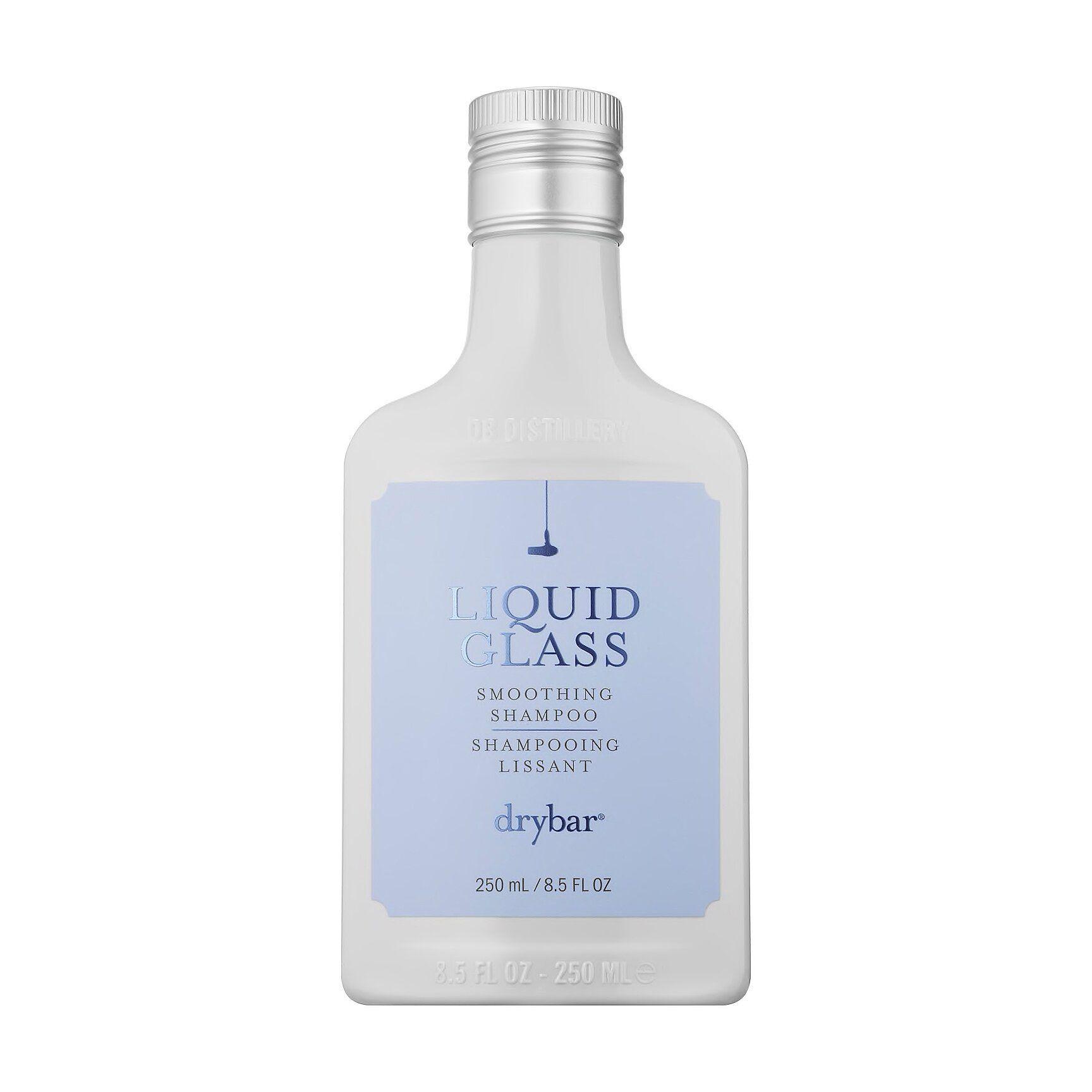 Drybar Liquid Glass Smoothing Shampoo Antifrizz Best Volumizing Hair Products Drugstore Beauty Smoothing Shampoos Drugstore Hair Products Anti Frizz Shampoo
